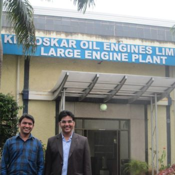 Kirlosakar Oil Engines Ltd