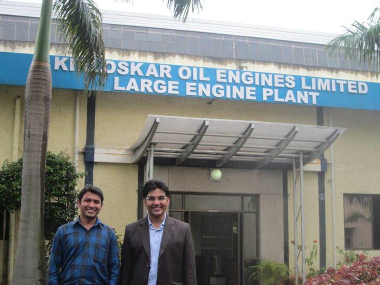 Kirlosakar Oil Engines Ltd