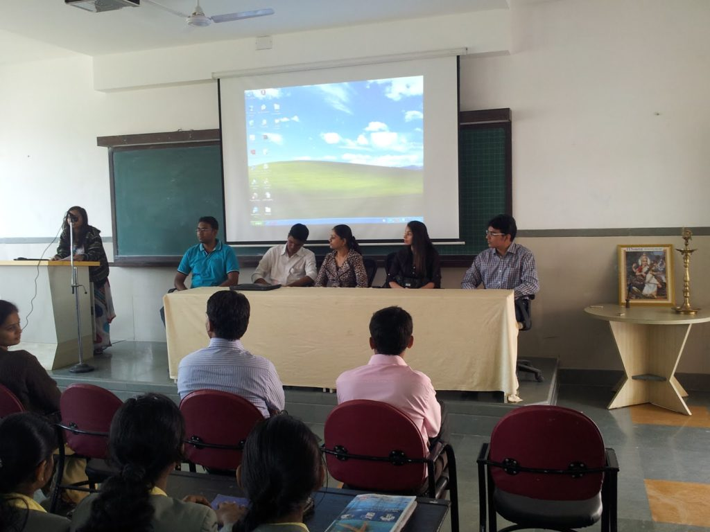 Guest Lecture at Sandip Foundation