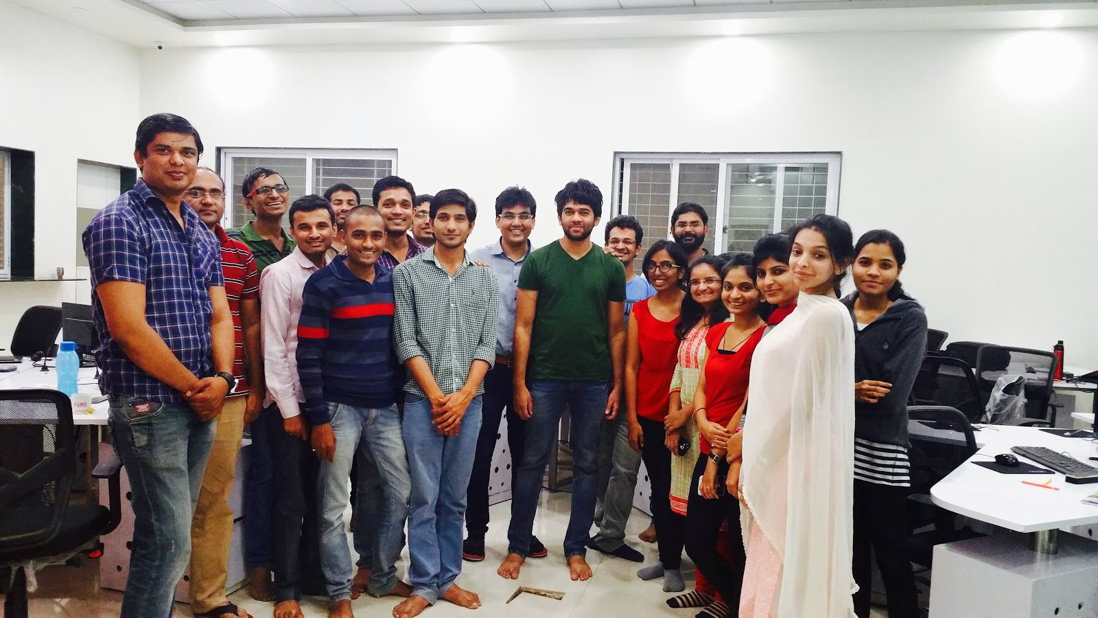 Google India Visiting Ums Ums Tech Labs