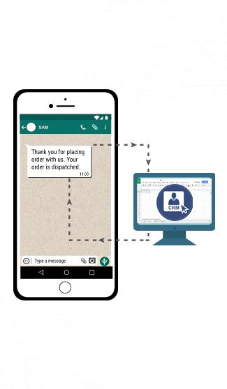 Whatsapp CRM integration