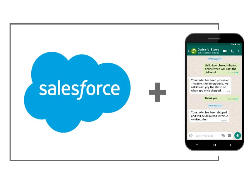 Salesforce WhatsApp Integration